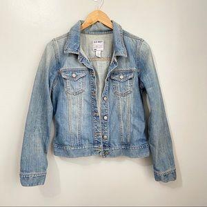 Old Navy Denim Jean Jacket Size Medium